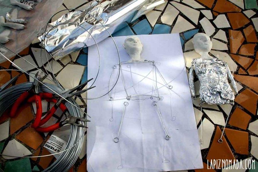 cómo hacer marionetas -1