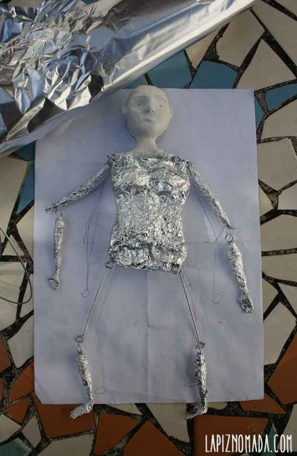 cómo hacer marionetas -2