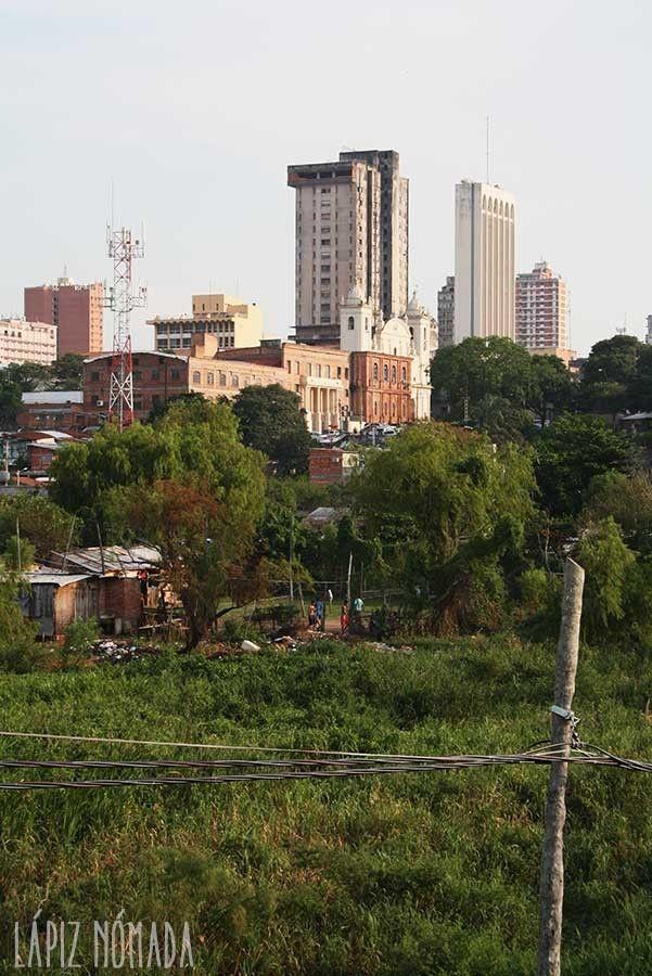 asunción del paraguay viajar lápiz nómada turismo blog de viajes