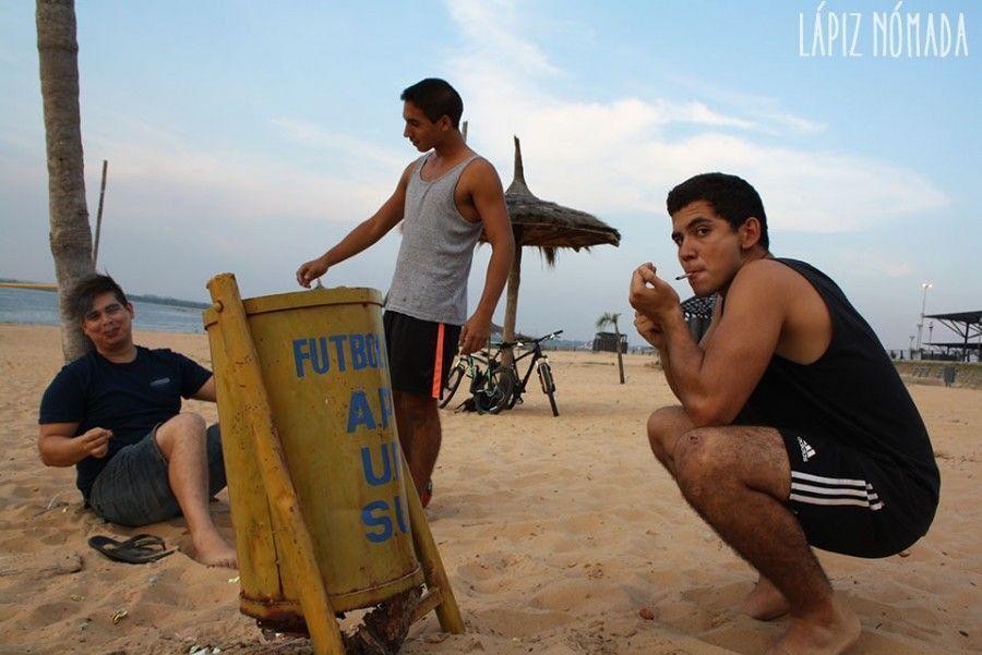 asunción del paraguay viajar lápiz nómada blog de viajes
