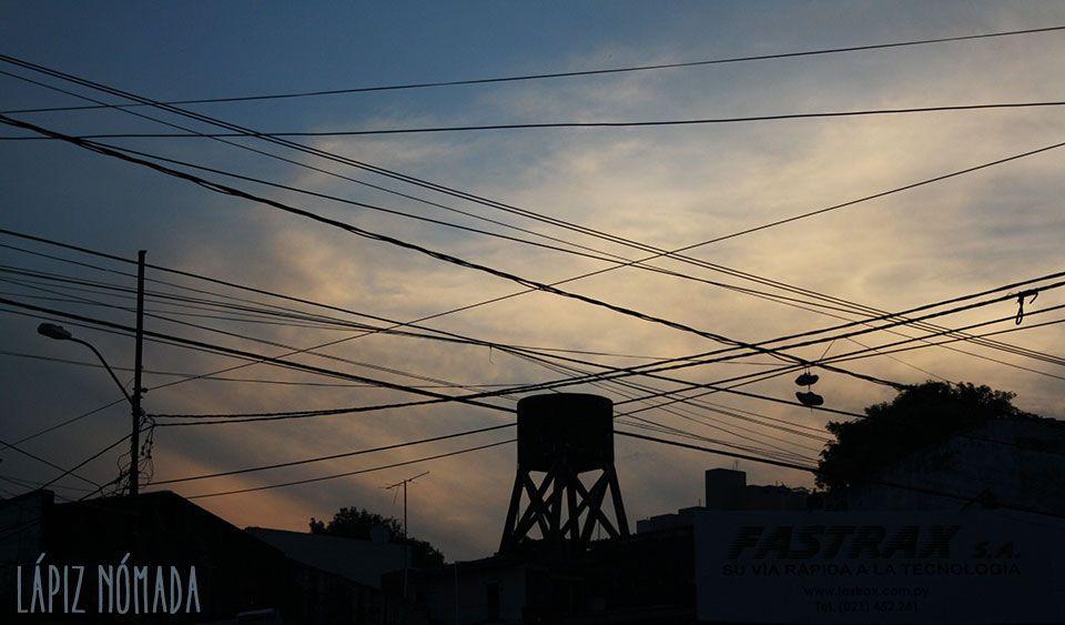 Qué ver en Asunción del Paraguay | Las calles naranjas