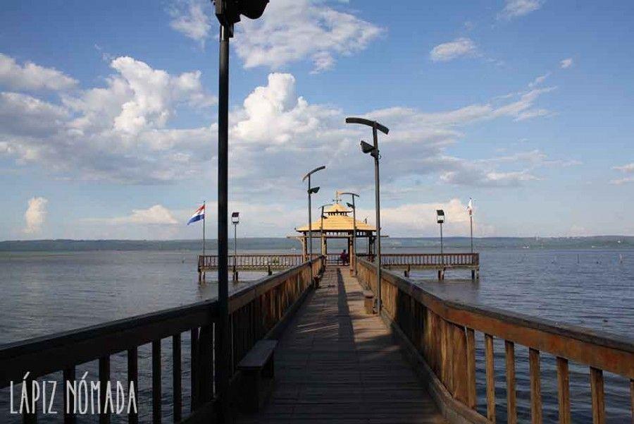 lago de areguá lugares turísticos de Areguá