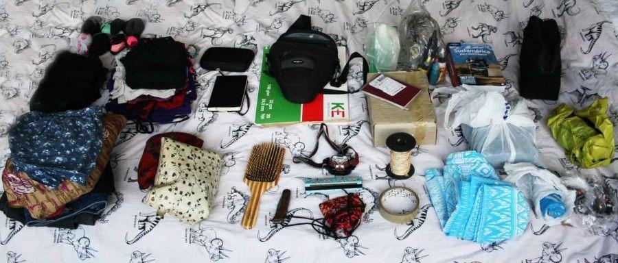 que llevar en la mochila para viajar