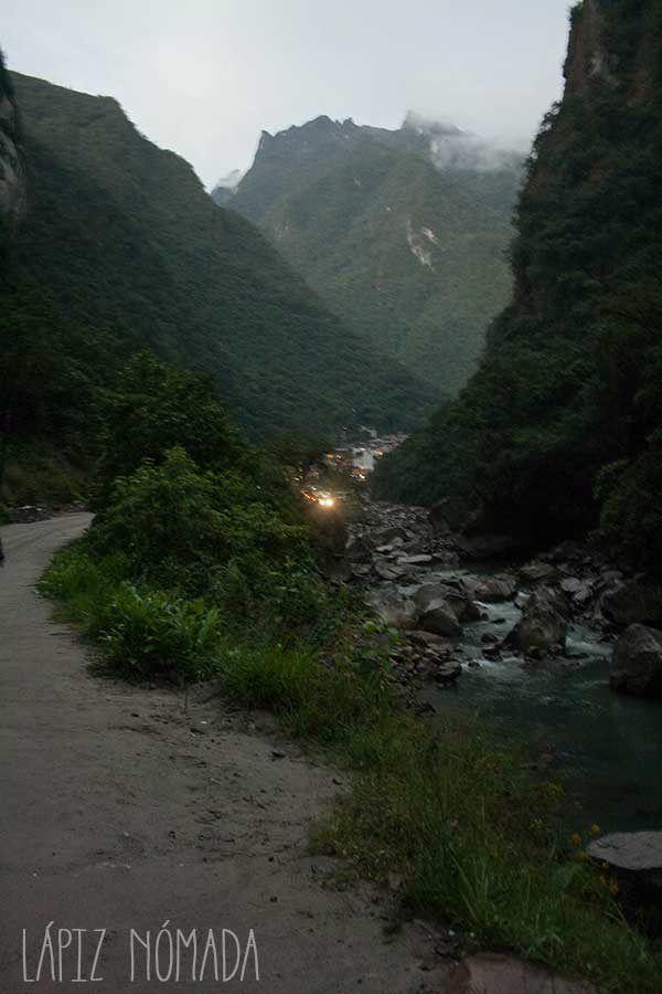 AGUAS-CAMINO-MACHUPICHU cómo llegar a Machu Picchu barato desde Cuzco