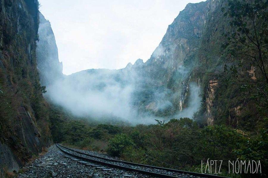 cómo llegar a Machu Picchu barato desde Cuzco CAMINO-MACHUPICHU-2