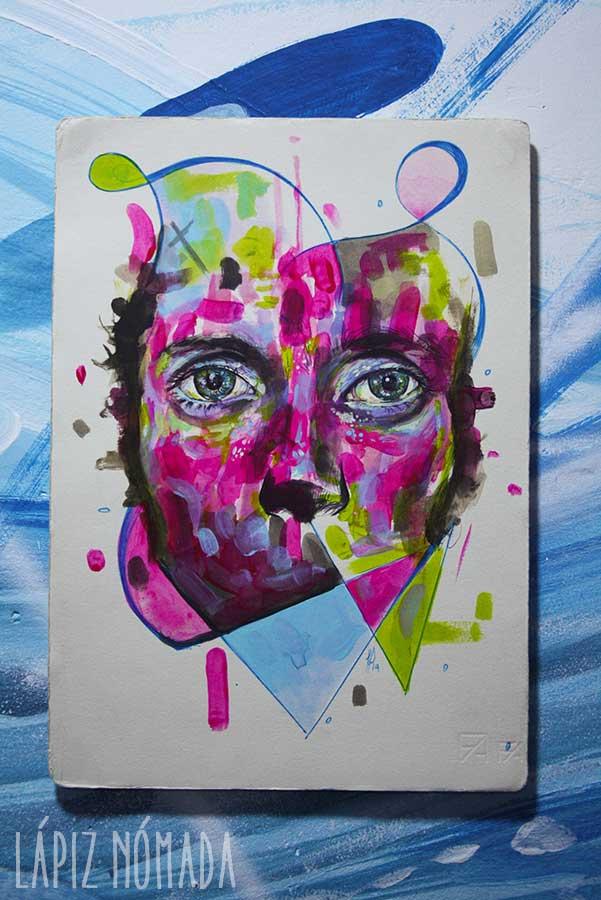 ROJO | Exposición de Jorge Giraldo en Pereira
