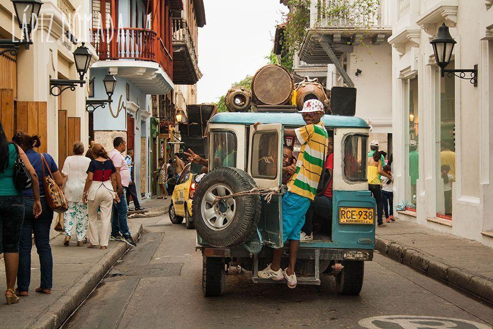 Cartagena: color y sabor