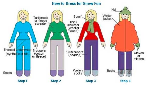 ropa para el frío extremo Invierno en Finlandia-finlandia