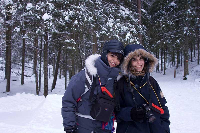 6cc79cb27f24 Ropa para el frío extremo | Invierno en Finlandia. LN | Blog de viajes