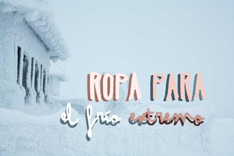 Ropa para el frío extremo | Invierno en Finlandia