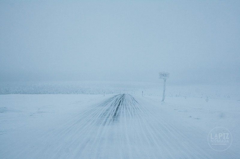 Laponia-La%CC%81piz-No%CC%81mada-0539 ▷ Viajar a Laponia a dedo para ver auroras boreales más allá del Círculo Polar Ártico ✅