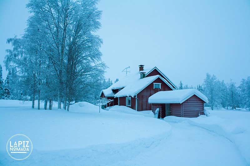 viajar a Laponia-Lápiz-Nómada