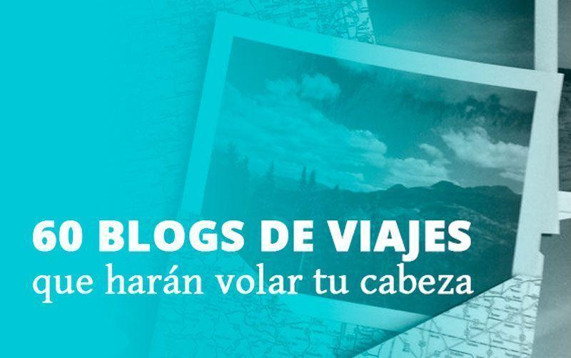 60 blogs de viajes