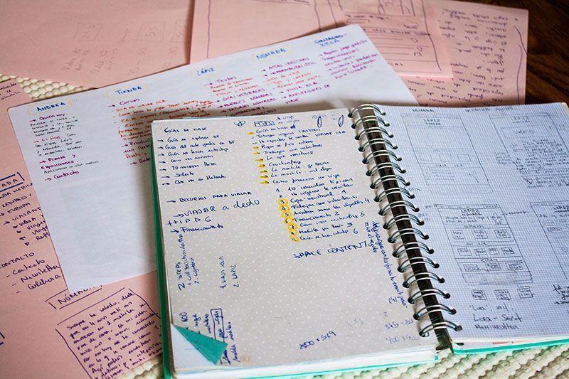rediseñar un blog