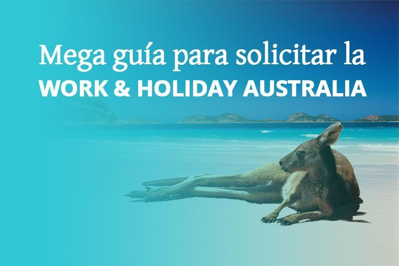 australia-web ▷ Mega guía para solicitar la Work and Holiday Visa Australia – España ✅