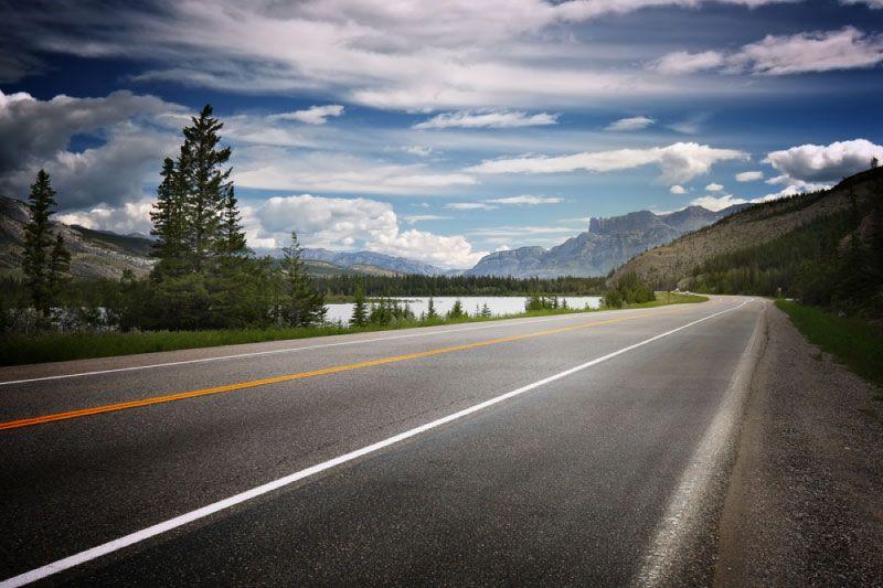 viaje en coche viajar por carretera