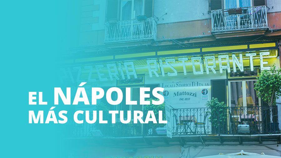 PORTADA ▷ Viajar a Nápoles | Qué ver en Nápoles; Día 2: el Nápoles más cultural ✅