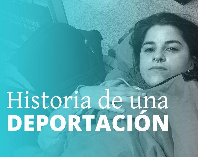 Historia de una deportación | 1º parte