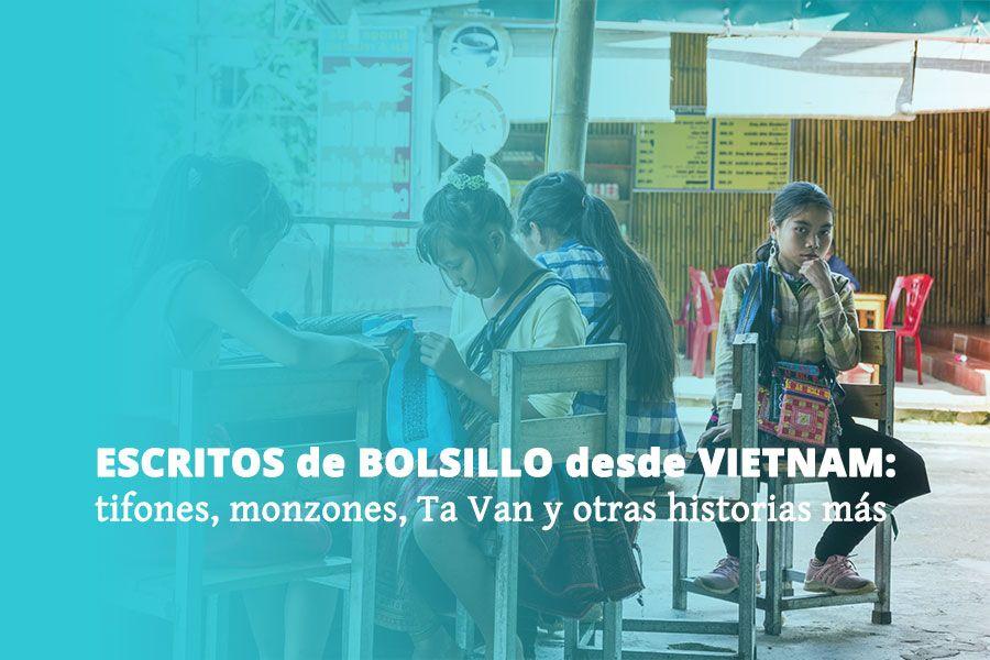 crónica de viaje de Vietnam