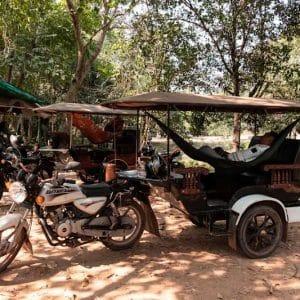 Guía para viajar a Camboya