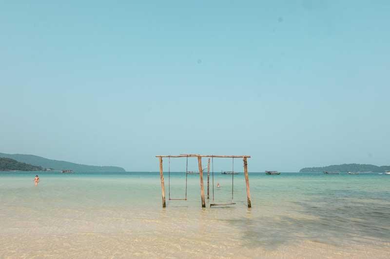 Koh Rong Sanloem: ¿qué hacer en el paraíso?