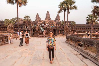 Angkor Wat en un día