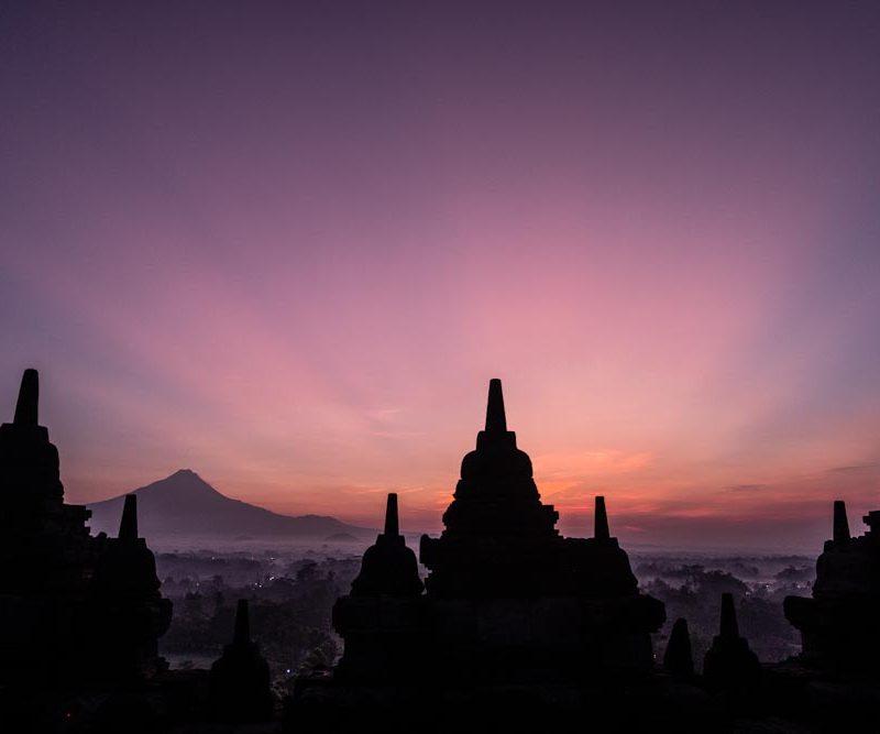 Los mejores consejos para visitar Borobudur al amanecer