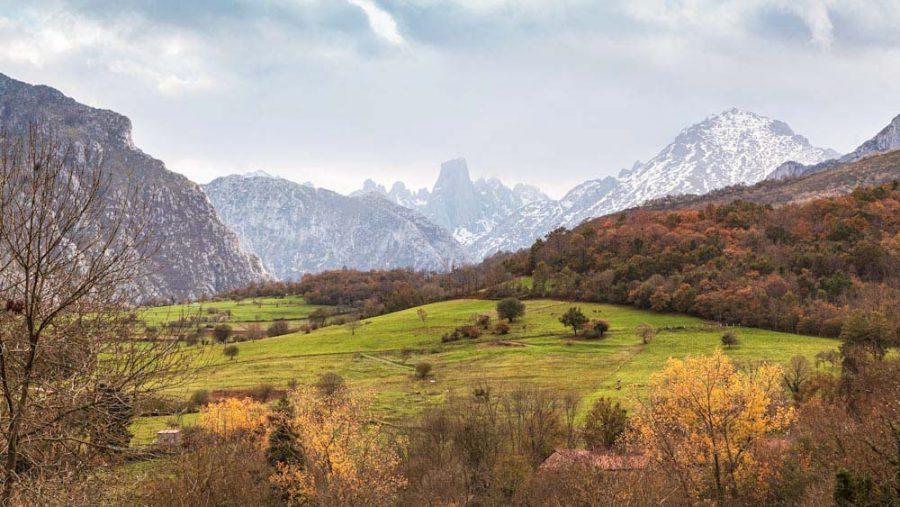 naranjo de bulnes Que ver en Asturias