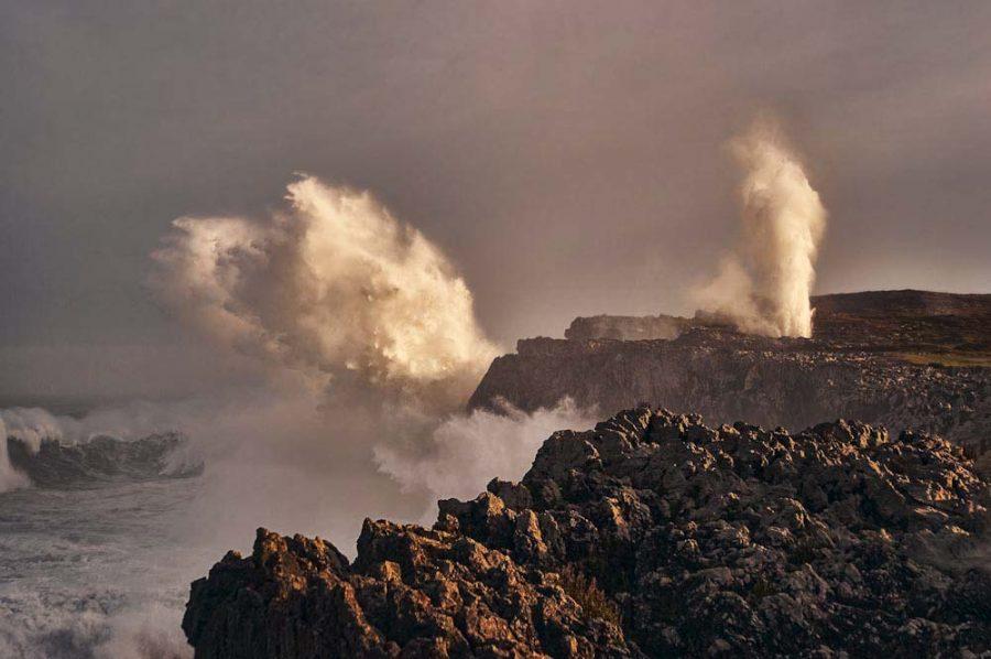 Bufones de Pría Que ver en Asturias