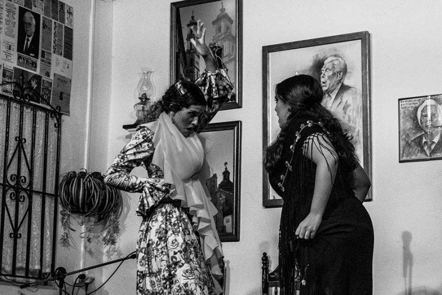 cante y baile flamenco