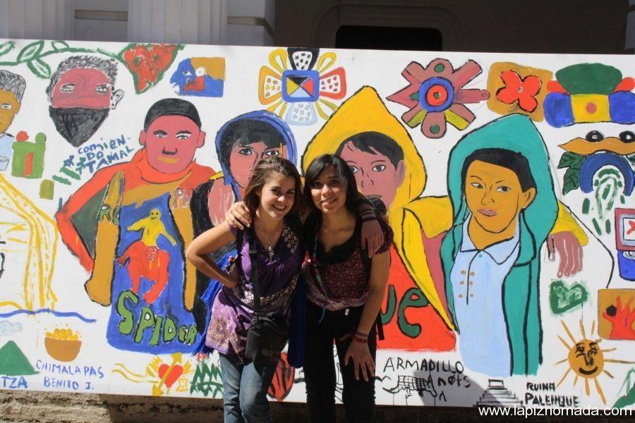 Murales en San Cristobal de las Casas